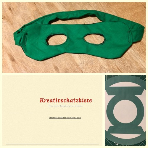 Green Lantern | Julies Kreativschatzkiste